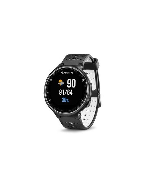 Garmin Forerunner® 230 (GPS, Black & White)