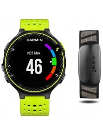 Garmin Forerunner® 230 (GPS, Yellow & Black Bundle)