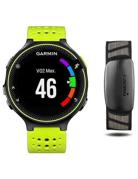 Garmin Forerunner® 230 (GPS, Yellow & Black Bundle)