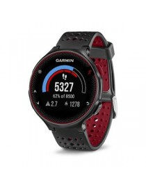 Garmin Forerunner 235 (GPS, Black & Marsala Red)