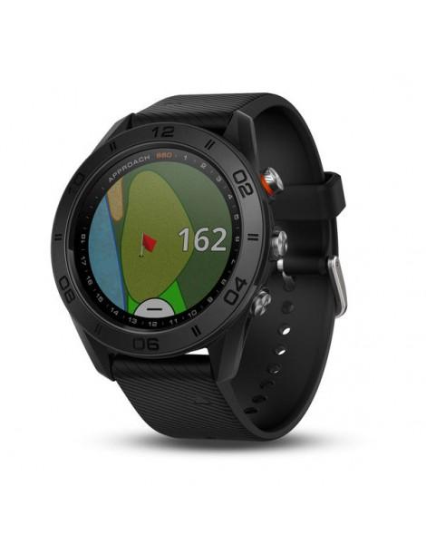 Смарт часы для Спортивные часыа Approach S60, черные