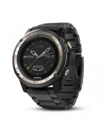 Авиационные GPS-часы Garmin D2 Charlie сапфировое стекло, титановый браслет