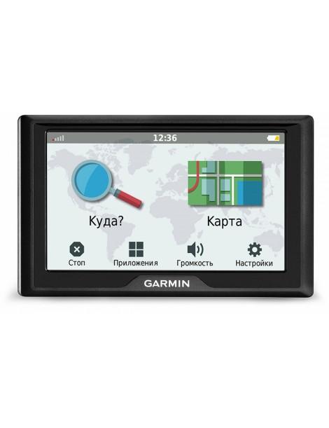 Автонавигатор Garmin DriveSmart 50 С картой дорог Украины НавЛюкс