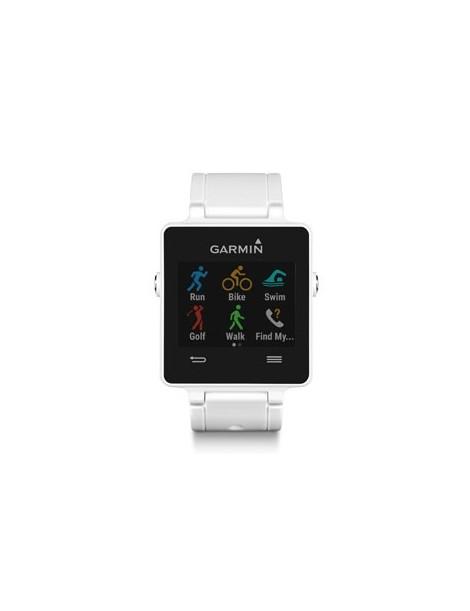 Умные GPS-часы Garmin vivoactive White Bundle
