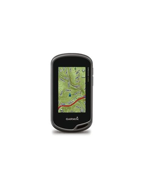 Портативный GPS навигатор Garmin Oregon 600t