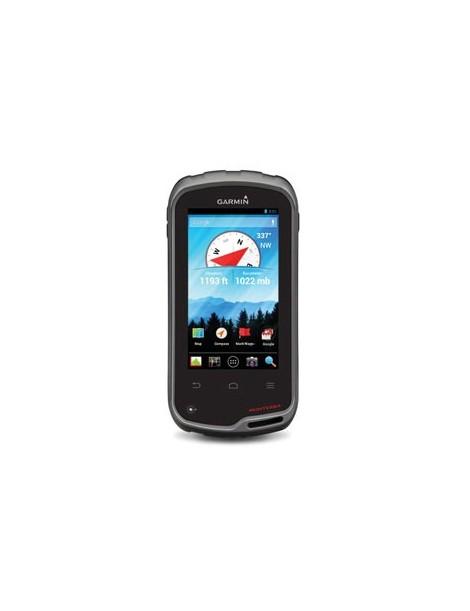 Портативный GPS навигатор Garmin Monterra