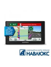 Автонавигатор Garmin DriveAssist 50 LMT (карта Украины, Европы)