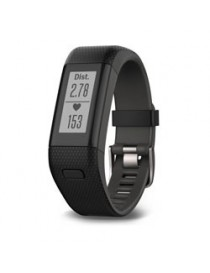Garmin vivosmart HR+ GPS Black Regular