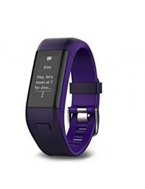 Garmin vivosmart HR+ GPS Purple Regular