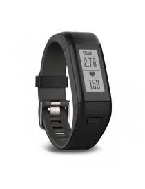 Garmin vivosmart HR+ GPS Black Extra Large