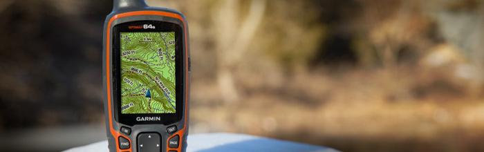 Портативный навигатор GPSMAP 64s