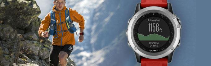 Спортивные часы Garmin fenix 3
