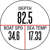 GPS-часы quatix 3. Морская навигация