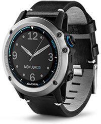 Морские GPS-часы quatix 3
