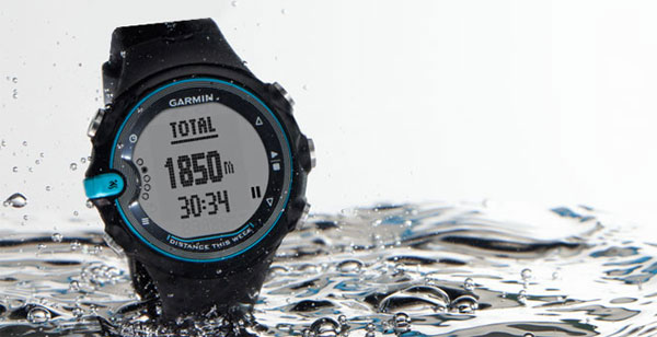 Garmin Swim - часы для плаванья