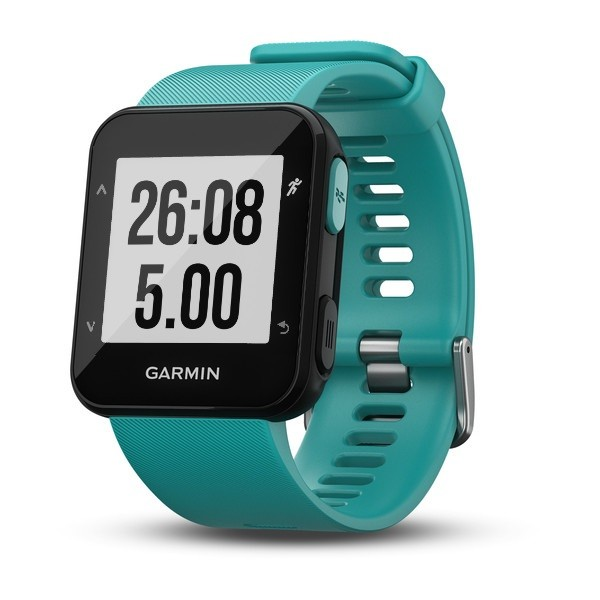 Garmin Forerunner 30 Turquoise- часы для бега с GPS 08721711418f4