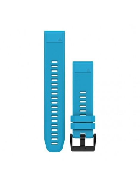 Ремешок для часов Garmin fenix 5 22mm QuickFit Cirrus Blue Silicone Band