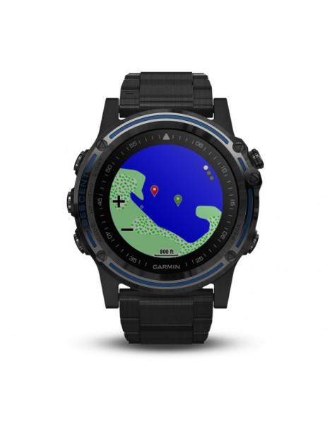 Часы для дайвинга Garmin Descent™ Mk1 Carbon Gray Sapphire with DLC Titanium Band
