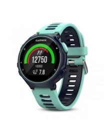 Garmin Forerunner® 735 XT Midnight Blue & Frost Blue Run Bundle