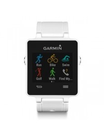 Умные GPS-часы Garmin vivoactive White Bundle