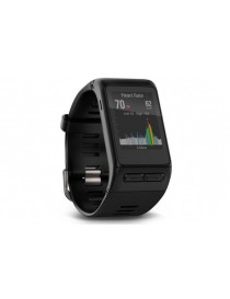 Garmin vivoactive HR, Black, Large