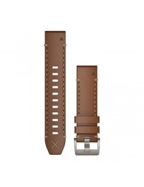 Ремешок для часов Garmin MARQ Italian Vacchetta Leather Strap