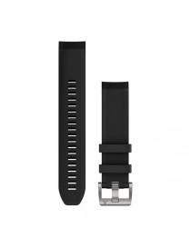 Ремешок для часов Garmin MARQ Black Silicone Strap