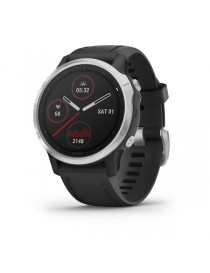 Garmin fenix 6S - Silver with Black Band