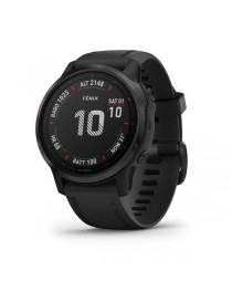Garmin fenix 6S PRO - Black with Black Band