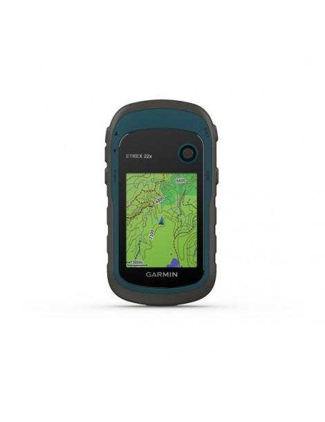 Garmin eTrex 22x - Туристический GPS-навигатор