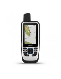 Garmin GPSMAP 86s - портативный GPS-навигатор с картами и ABC датчиками