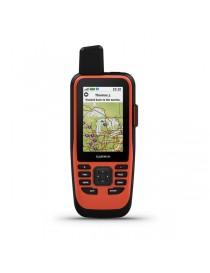 Garmin GPSMAP 86i - морской портативный GPS-навигатор и спутникрвый коммуникатор inReach