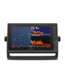 """Garmin GPSMap 922 XS - 9"""" эхолот-картплоттер с сенсорным дисплеем, датчиком GT24 xdcr (CHIRP, ClearVu) и WiFi"""