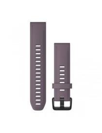Ремешок для часов Garmin fenix 5s/5s plus/6s QuickFit® 20mm Purple Storm Silicone