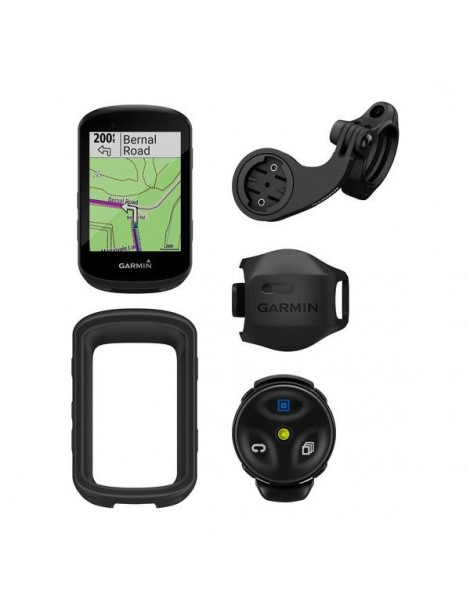 Garmin Edge 530 MTB Bundle - велокомпьютер с GPS и картографией