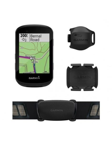 Garmin Edge 530 Performance Bundle - велокомпьютер с GPS и картографией