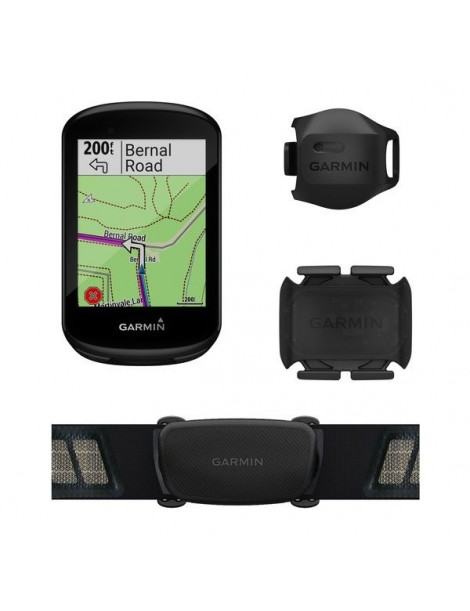 Garmin Edge 830 Sensor Bundle - велокомпьютер с GPS и картографией
