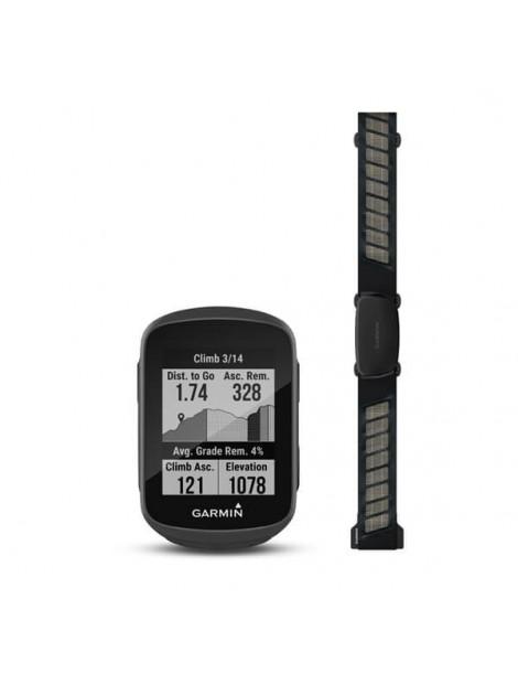 Garmin Edge 130 Plus Bundle - велокомпьютер с GPS