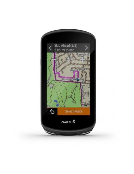 Garmin Edge 1030 Plus - велокомпьютер с GPS и картографией