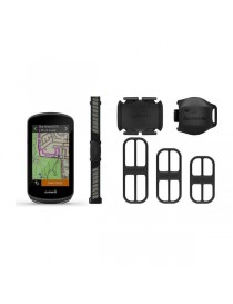 Garmin Edge 1030 Plus Sensor Bundle - велокомпьютер с GPS и картографией