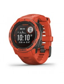 Garmin Instinct® Solar Flame Red