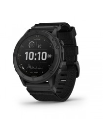 Garmin tactix® Delta Solar - Tactical GPS Watch with Applied Ballistics and Nylon Band