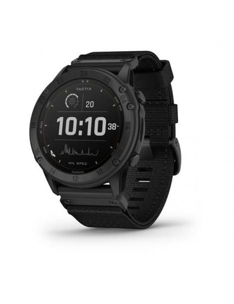 Garmin tactix® Delta Solar - Tactical GPS Watch with Applied Ballistics and Nylon Band
