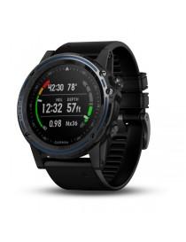 Garmin Descent™ Mk1 Titanium w/Silicone Band - часы для Дайвинга