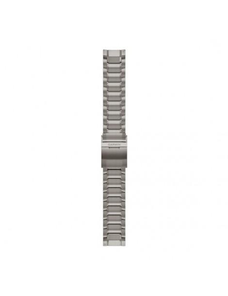 Ремешок для часов Garmin MARQ Swept-link Titanium Bracelet