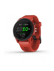 Garmin Forerunner® 745 - Magma Red