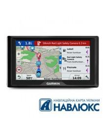 Автонавигатор Garmin DriveLuxe 50 с картой Украины НавЛюкс