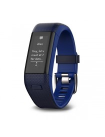 Garmin vivosmart HR+ GPS Blue Regular