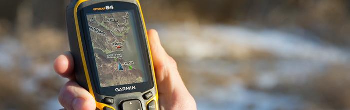 Портативный навигатор GPSMAP 64