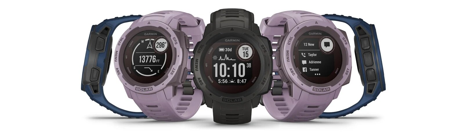Garmin Instinct Solar Edition